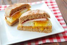 Breakfast Sandwich   Healthy Recipes Blog