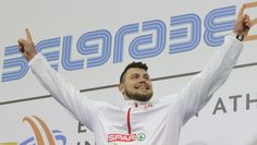 Konrad Bukowiecki - złoty medal w pchnięciu kulą