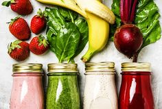 Rushing out the door with no time for breakfast?  These smoothie recipes from the experts will soon become your favorite go-to breakfast choices.