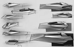 Wally Power Yacht - Chan Sik Park Design