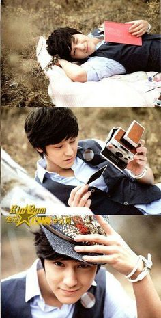Kim Bum as So Lee Jeong in Boys Over Flowers