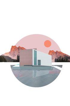 Architecture Portfolio Layout, Landscape Architecture Portfolio, Architecture Drawing Plan, Conceptual Architecture, Architecture Sketchbook, Architecture Wallpaper, Architecture Graphics, Architecture Visualization, Pop Design