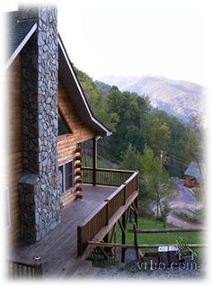 Cabin vacation rental in Maggie Valley This is where we are headed Sat! Maggie Valley Cabins, North Carolina Cabins, Cabin Interior Design, Cabin Rentals, Vacation Rentals, Down South, Rustic Chic, Oh The Places You'll Go, Ideal Home