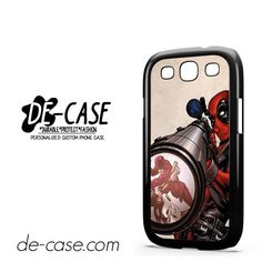 Deadpool Targeting Punisher And Daredevil DEAL-3106 Samsung Phonecase Cover For Samsung Galaxy S3 / S3 Mini