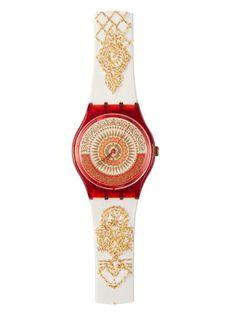 Vintage Swatch Damieglla Watch