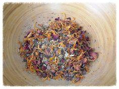 Beltane Incense recipe: 3 parts Frankincense 2 parts Sandalwood 1 part Woodruff 1 part Rose Petals a few drops Jasmine Oil a few drops Rose Oil