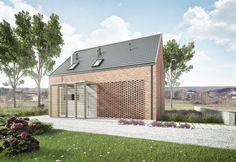 VD04 - nowoczesne katalogowe domy jednorodzinne - viadomo, modern houses - viadomo
