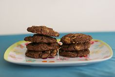 Chocolate Peanut Butter Cup Cookies - Taste and Tell