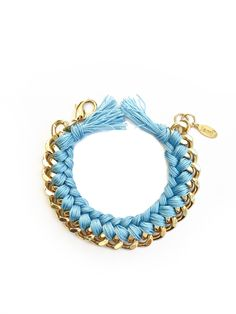 Blue Estelle Bracelet