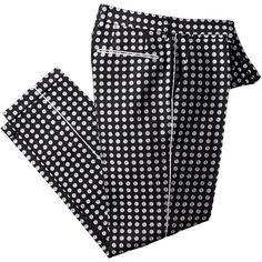 Slim Fit Jacquard Pants (€915) ❤ liked on Polyvore featuring men's fashion, men's clothing, men's pants, men's dress pants, mens 5 pocket pants, mens skinny fit dress pants, mens slim fit suit pants, mens flat front pants and mens polka dot pants