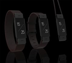MOOV Smart Watch Concept by Xinyi Wang | Inspiration Grid | Design Inspiration