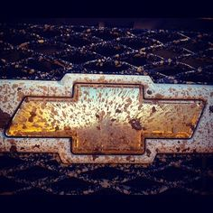 Chevy  and mud... perfect! Jacked Up Trucks, Big Trucks, Chevrolet Logo, Logos, Vehicles, Logo, Rolling Stock, A Logo, Cars