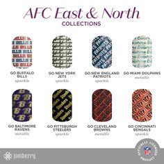 https://flic.kr/p/N8dgj5 | NFL-V2_SMS-Icon-Collections_100616_AFC-EastNorth | NFL Volume 2 michellesholder.jamberry.com
