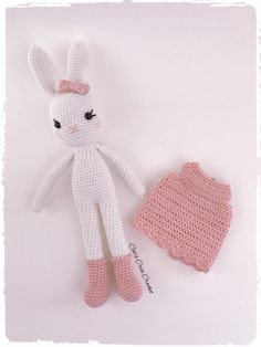 Spring Bunny Tutorial Cat s Cra Crochet Easter Crochet, Crochet Bunny, Love Crochet, Crochet Animals, Diy Crochet, Crochet Buttons, Crochet Socks, Crochet Amigurumi Free Patterns, Single Crochet Stitch
