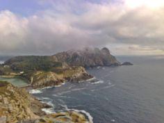 Islas Cías, Ría de Vigo.