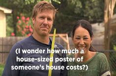 "49 Thoughts You Have Every Time You Watch HGTV's ""Fixer Upper"" (favorite HGTV show ever)"