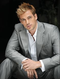 William  Levy~~ Cuban dynamo!  He's all that and a bag of chips. <3 <3