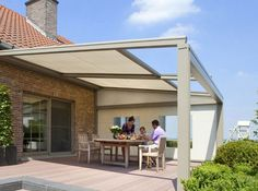 Protection solaire pour la terrasse - Extérieur - Je Vais Construire Mobile