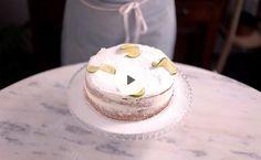 Naked Cake de Limão