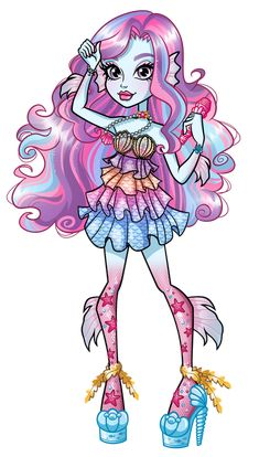 Monster High Oc - Akela Fenrir by teddy-beard on DeviantArt Arte Monster High, Monster Prom, Monster High Dolls, Cartoon Monsters, Cool Monsters, Ever After High Names, Character Art, Character Design, Personajes Monster High