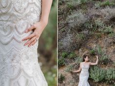 Bridal gown: Enaura Bridal Photography: @nataliefranke