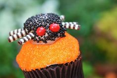 Spider Cupcake!!! Yum!!! - Sneak Peek: Special Treats Coming to Mickey's Not-So-Scary Halloween Party in Disney World