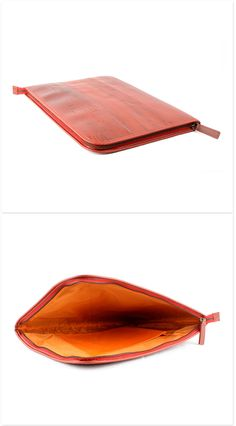 """Mac Book 13"""" Envelope made from genuine decommissioned fire-hose- 50% of all proceeds are donated to the Fire Fighters Charity. - keyofaurora.com - Artisanal.Narrative.Smart"""