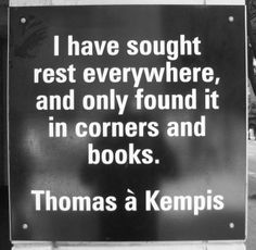 What have you found in the corners of books?