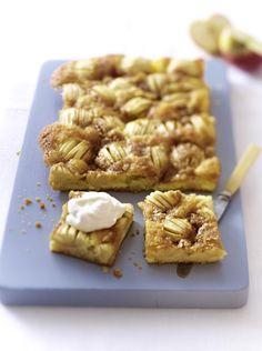 Unser beliebtes Rezept für Apfelkuchen mit Karamellkruste und mehr als 55.000 weitere kostenlose Rezepte auf LECKER.de.