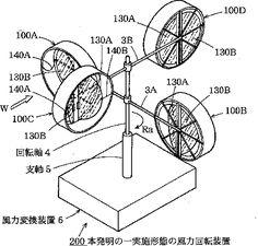2002-013466号 風受け装置及びこれを用いた風力回転装置 - astamuse