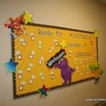 Monsterous Amounts of Learning!  Tons of pictures on how to make a monster themed classroom!