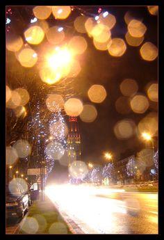 Rainy Christmas Market, Amiens, France Copyright: Laurent Ch Delsanne