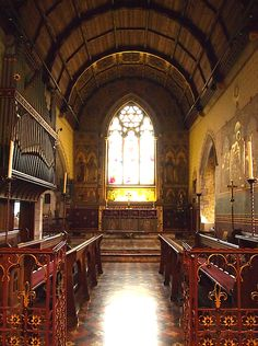 The Church - Hughenden Manor - Buckinghamshire - England