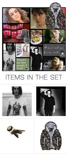 """""""good conversation and such"""" by elliewriter ❤ liked on Polyvore featuring art and elliewriterblogstory"""