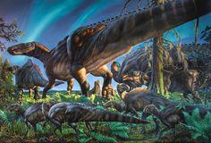 BioOrbis: Dinossauros do Alasca