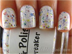 Jawbreaker nails ... I can do this, right?