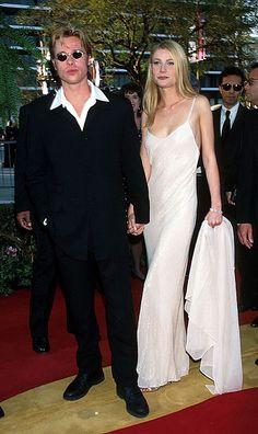 brad-pitt-gwyneth-paltrow-calvin-klein-slip-dress