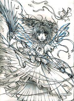 Cardcaptor Sakura by SoulSoDeep.deviantart.com on @DeviantArt