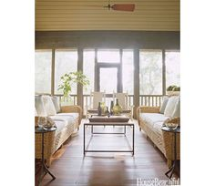 Screened in porch-Home And Garden Design Ideas