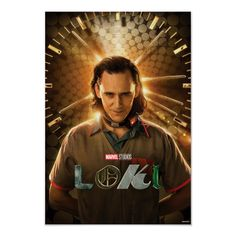 Loki Time Variance Authority Poster