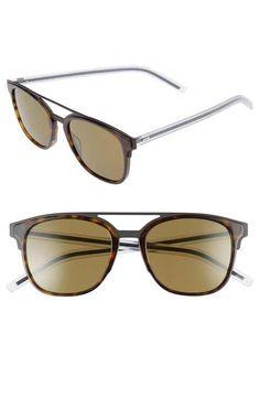 Dior Homme 'Black Tie' 53mm Sunglasses