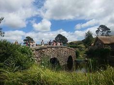 Some of the team on the bridge at Hobbiton #hobbiton @hobbitontours #studyabroad #studyabroadwaikato #exchange #exchangewaikato #studywaikato #waikato #campuslife #studentlife #newzealand #nzsummer #nofilter #kiwisummer #blessed #travel #study #nz #international #internationalstudent #newplaces #nature #sae2016 #studyabroad2016 #exchange2016 #oweek #ori2016 #green #teamawesome #newfriends #adventure by waikatostudyabroad