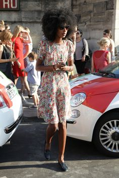 I Want to Be Julia Sarr-Jamois | Man Repeller