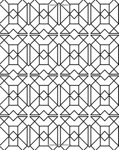 HOW TO DRAW HOUNDSTOOTH PATTERN | My style | Pinterest ...