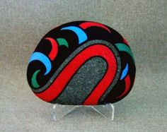 Unique Art 3D Art Avant Garde Artwork Rad Painted by IshiGallery