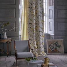 a9e03f59 Gardiner Inredning · Skräddarsydd gardinlängd i Lisse Buttermilk från  Designers Guild. Du väljer själv längd och upphängning.