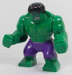 The Hunk - Mini Figure - Marvel Comic Book Heroes, Comic Books, Incredible Hulk, Action Figures, Joker, The Incredibles, Marvel, Comics, Mini