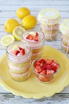 【海外人気】メイソンジャーにケーキをイン!「ジャーケーキ(Jar cake)」 - NAVER まとめ