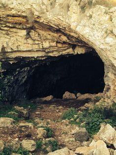 Cova la Galera (Favara, Valencia)