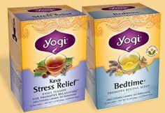 Free Yogi Tea Sample #freebies #free #freesample